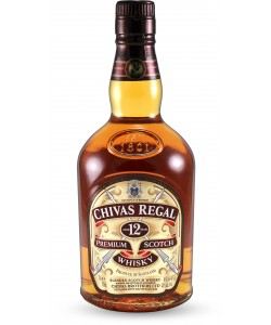 Vendita online Scotch Whisky Chivas Regal 12 Years Old Blended